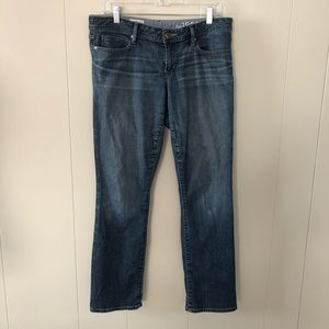 Gap 'Real Straight' Jeans